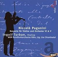 ヴァイオリン協奏曲第5番、第6番 トゥルバン(vn)、シャンバダル&ケルン放送管
