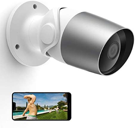 Outdoor Security Camera WiFi IP Cameras Indoor Outside O1 Home Surveillance Camera Compatible product image