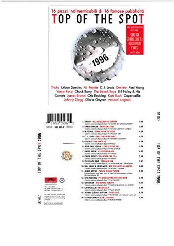 Top of the spot 1996 (edizione limitata - timbro siae)