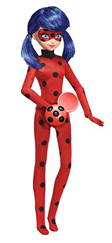 Miraculous 10.5-Inch Ladybug Fashion Doll by Miraculous