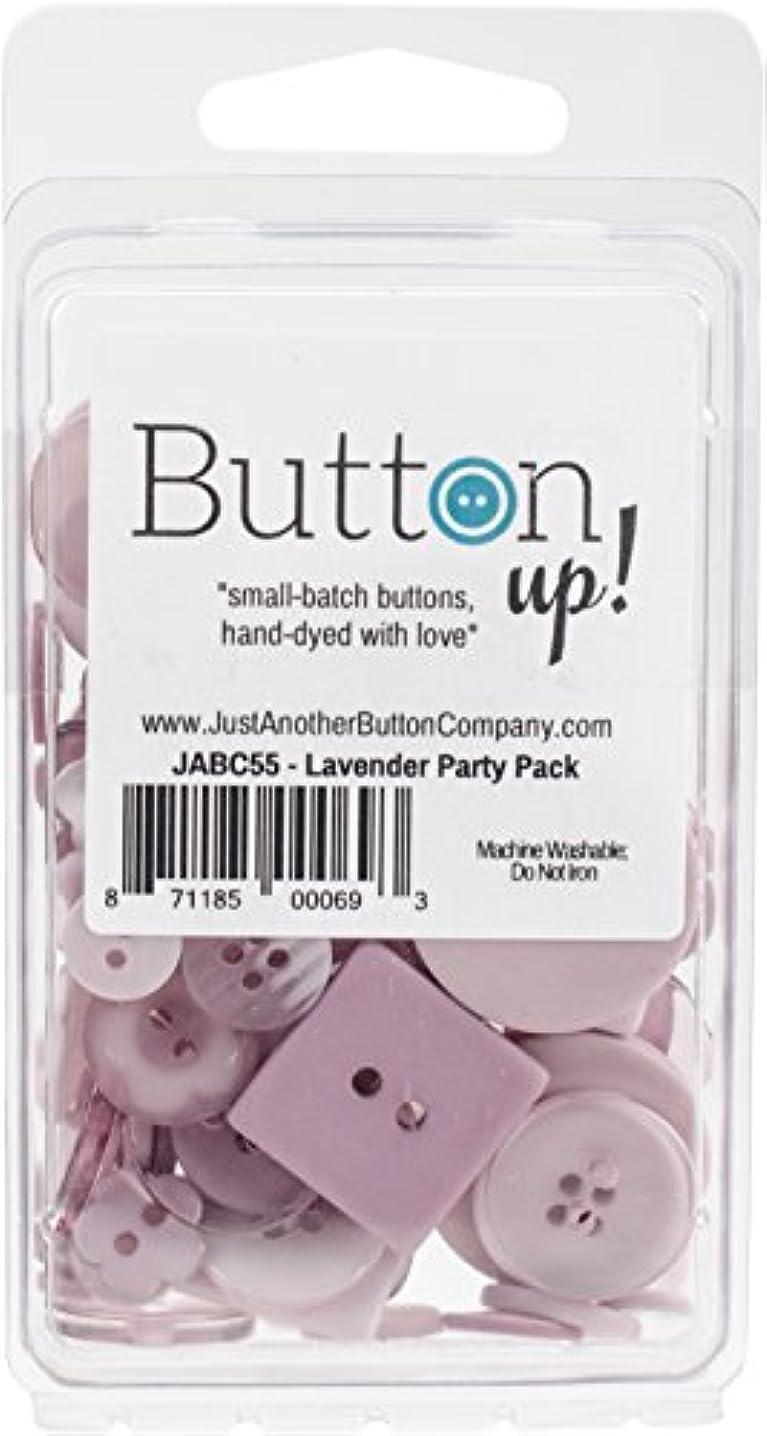 Button Up! JABC5535 Party Pack, Lavender