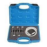 FreeTec - Set di 5 chiavi per lo spurgo dei freni di autoveicoli, 7 mm-11 mm