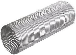 2 inch x 5 Ft. Triple Lock Aluminum Flex Duct