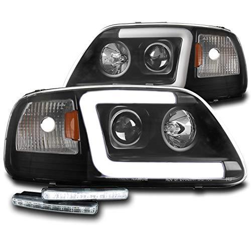 01 f150 black headlights - 4