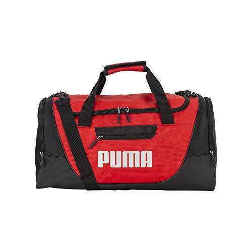 PUMA Challenger Bolsa de Viaje, Rojo Medio. (Rojo) - PMAM1587