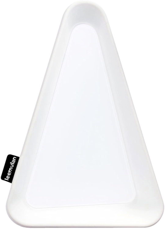 Nachtlicht Nachtlicht Lithium Batterie Smart Induktion LED Lade Energiesparende Schlafzimmer Fütterung Nacht Bett Nacht Flip Lampe Nachttischlampe (Farbe   B)
