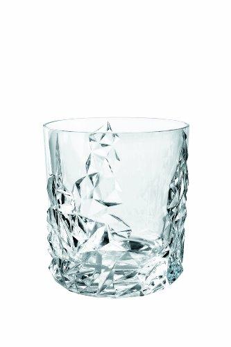 Spiegelau und Nachtmann 4-teiliges Whiskybecher-Set, 356 ml, 101968, Sculpture