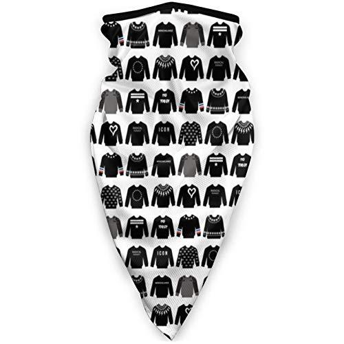 Suéter Clima. Pañuelo elástico multifuncional para hombre y mujer, transpirable, antiultravioleta, protección facial durante todo el año
