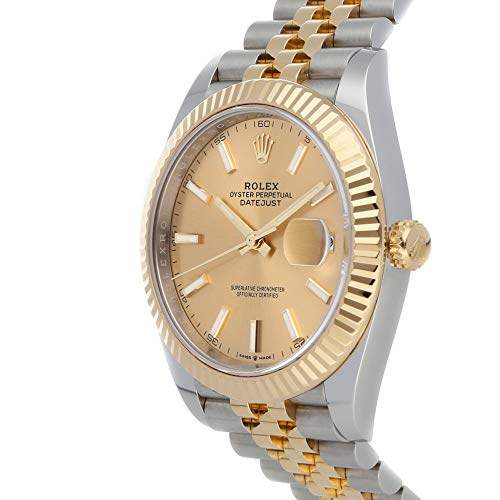 Rolex Datejust Mechanical (Automatic) Champagne Dial Mens Watch 126333 (Certified Pre-Owned)