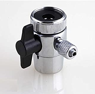 YZM diverter valve for counter top Water Filters Faucet Adapter, 55/64