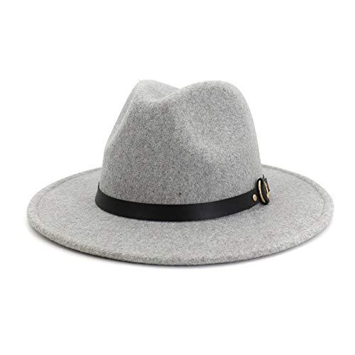 liqun Sombreros De Lana De Invierno para Mujer, Sombrero De...