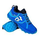KOOKABURRA Xenon Zapatos de Hockey, Unisex, Azul, 38