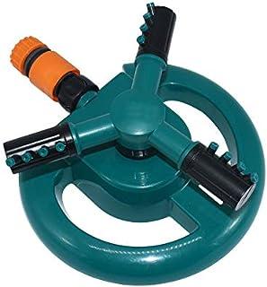 Gardening Watering Equipment 2set Garden Irrigation Sprinklers Automatic Watering Grass Lawn 360 Degree Circle Rotating Wa...