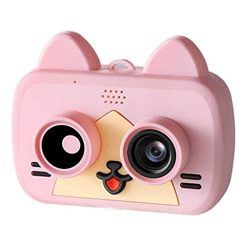 LKYBOA Kids Camera Best Gifts for Girls/Boys Digital Camera Ideal Toy for 3-12 Years Old Girls Boys Party Outdoor (Color : Pink)
