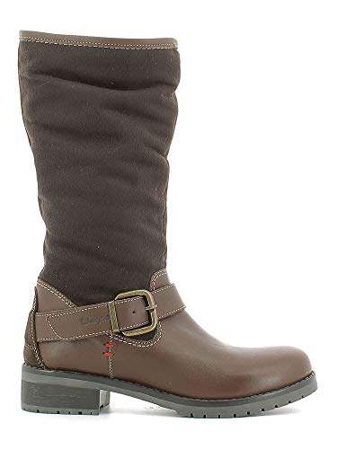 Wrangler WL162542 Stiefeletten Frauen Dark Brown 36