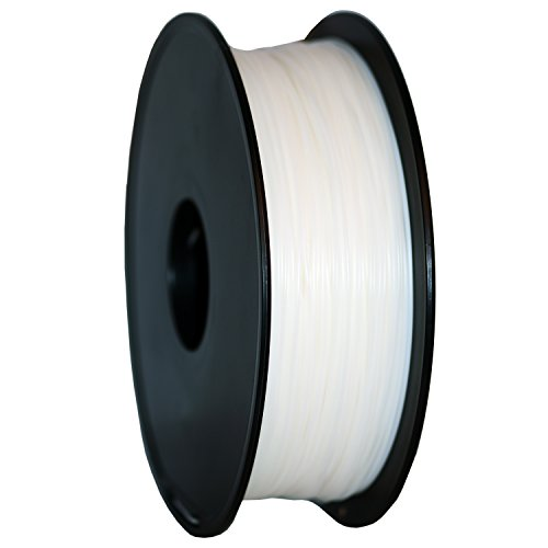 JGAURORA PLA 3D Printer Filament 1.75mm Filament 1kg Spool White White Shenzhen Gaowei Innovation Technololgy Co.Ltd.
