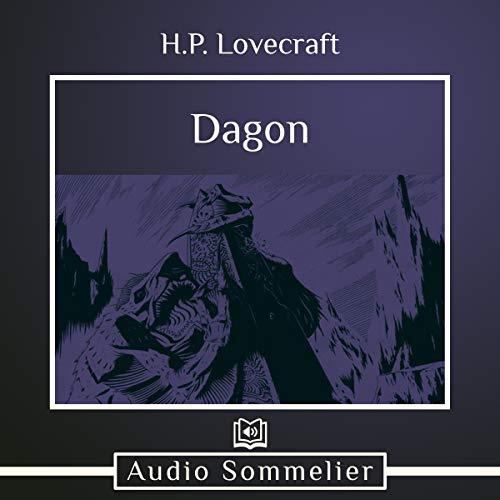 Dagon audiobook cover art