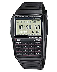 cheap Casio Collection DBC-32-1AES Digital Clock for Men with Calculator