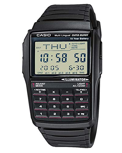 Casio Collection Unisex-Armbanduhr DBC-32-1ACB