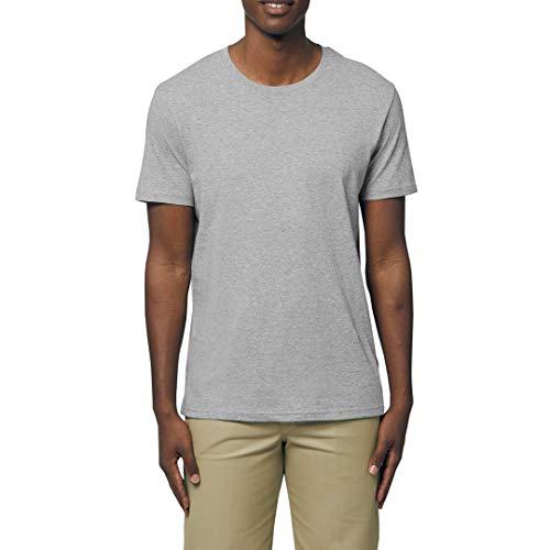 Everbasics Mückenschutz T-Shirt T-Shirt - Grau meliert, L