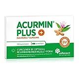 [page_title]-Kurkuma Kapseln hochdosiert von Acurmin PLUS – mizellares Curcumin + Vitamin D3 – ohne Piperin – C14 – 60 Kapseln