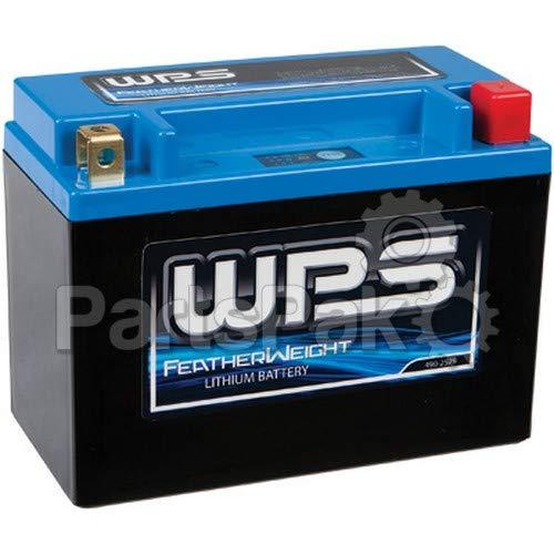 Wps - Western Power Sports Hjtz5s-fp-il Featherw8 Lithium Battery 105 Cca Hjtz5s-fp-il