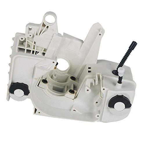 Tubayia Carcasa para depósito de combustible para motosierra Stihl 021 023 025 MS210 MS230 MS250
