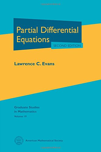 Partial Differential Equations: Second Edition (Graduate Studies in Mathematics)