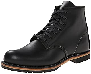 Red Wing Heritage Men's 6-Inch Beckman Round Toe Boot,Black Featherstone,10.5 D US (B0018E5S9A) | Amazon price tracker / tracking, Amazon price history charts, Amazon price watches, Amazon price drop alerts