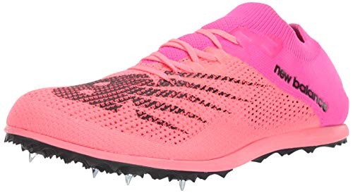 New Balance Men's Long Distance 5K V7 Running Shoe, Guava/Peony, 11 M US
