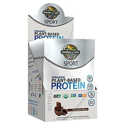 Garden of Life Sport Organic Plant Based Protein Powder