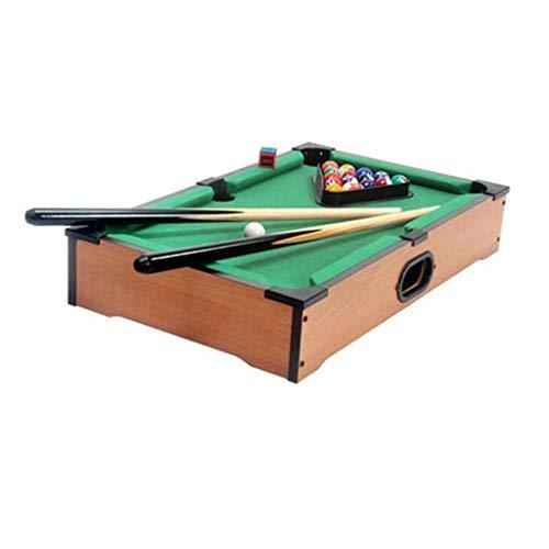 LBWT Mini Billardtisch, Haushalt Kinder Billiardtisch Freizeit Lernspielzeug Holz Eltern-Kind-Interaktion Spielzeug Geschenke