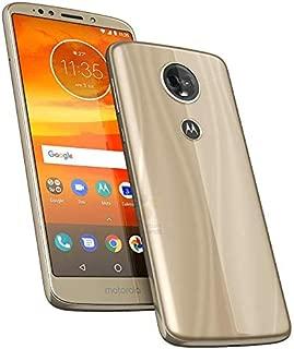 XT1924-1 MOTO E5 PLUS 6 Inch Motorola Moto E5 Plus Dual SIM - 32GB, 3GB RAM, 4G LTE, Fine Gold - Gold