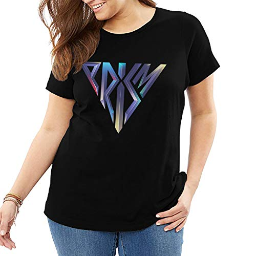 John J Littlejohn Katy Perry para mujer camiseta de algodn Tops camisa casual calle desgaste ms tamao camiseta