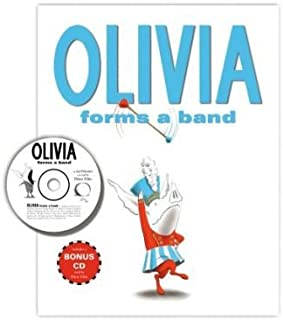 [Olivia Forms a Band] (By: Ian Falconer) [published: October, 2009]