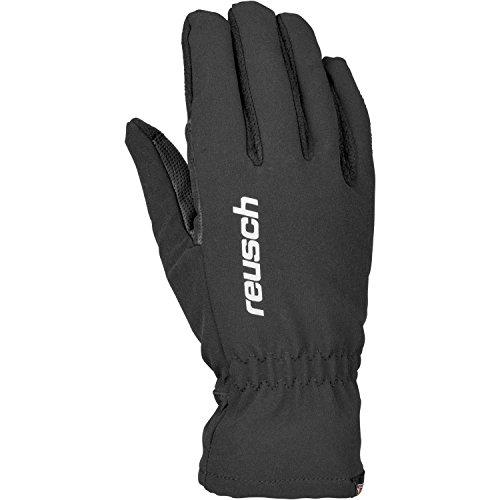 Reusch Schirroko Fingerhandschuhe schwarz 9