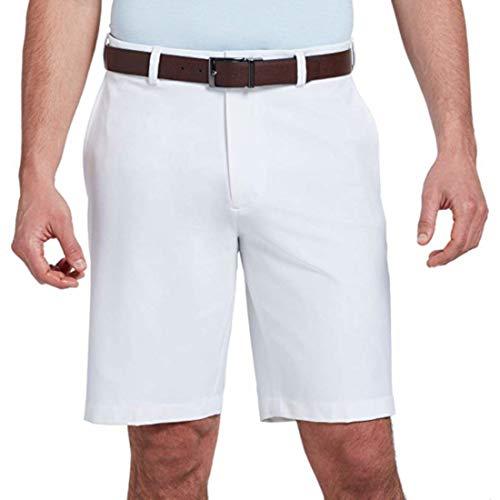 Walter Hagen Mens P11 Golf Shorts (40) White