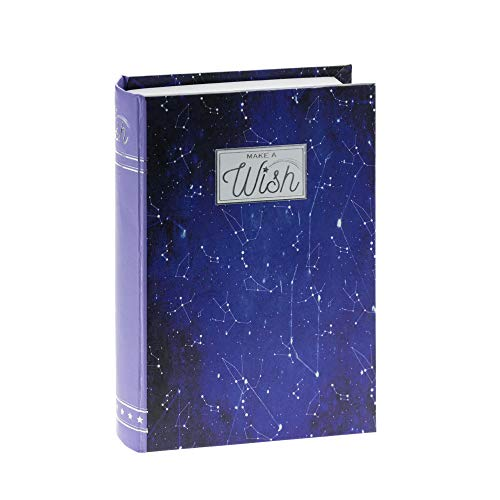 Legami Once Upon A Time Scatola Libro Stars, Cartone, Blu, 8.3x2.8x11 cm
