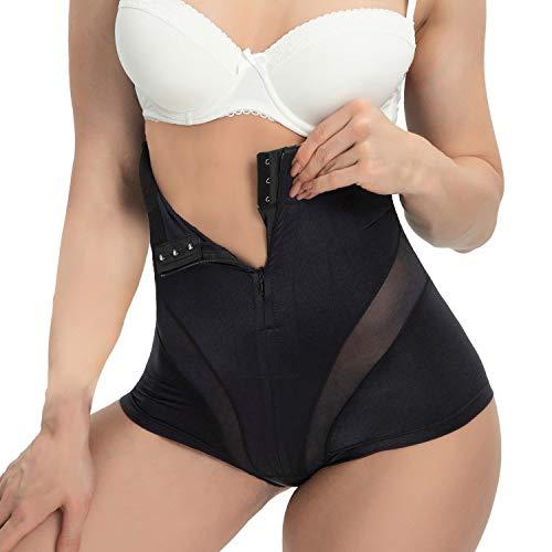 SURE YOU LIKE Shapewear, Bauch Weg Unterwäsche Damen Body Shaper - Figurformender Miederhose Shaping Miederslips