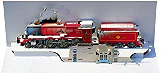 All Aboard Harry Potter's Hogwart's Express | The Perfect 3D Pop Up Greeting Card for any Harry Potter Fan | Shadywood Designs | envelope included