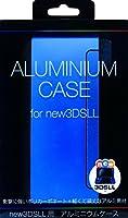 ALG-N3LALB new3DSLL用アルミニウムケ-ス ブル- [video game]