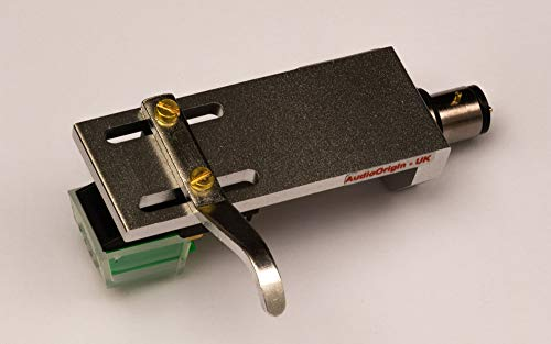 Headshell Cartridge Mount, Eliptical Stylus, Needle for Stanton T 50, T 52, T 55 usb, T 60, T 62, T 80, T 92, T92 usb, T 120, ST 100, ST 150, - MADE IN ENGLAND