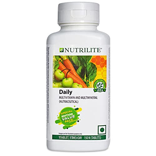 Amway Daily 25% Extra Value Pack 150 Tablets New Pack