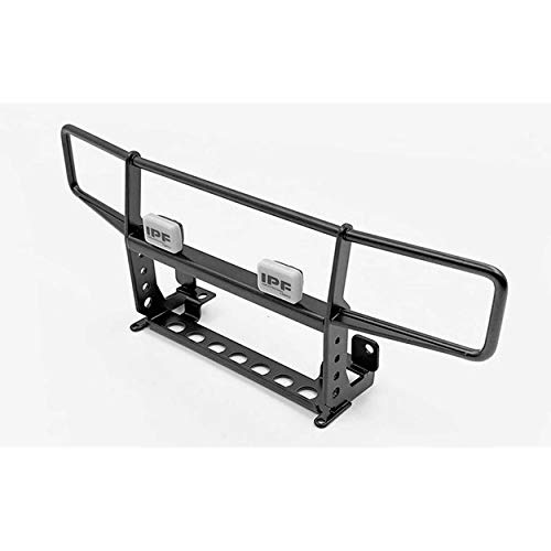 RC4WD Ranch Front Grille Guard W/Lights for TraxxasTRX-4 79 Bronco