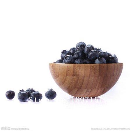 Noir: Big Sale Garden 100 Blue Seeds Berry Vaccinium myrtillus corymbe du Nord Blueberry Graines Bush corymbosum Fruit Graines