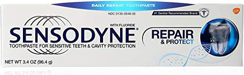Price comparison product image Sensodyne Repair & Protect Sensitive Toothpaste,  3.4 Ounce