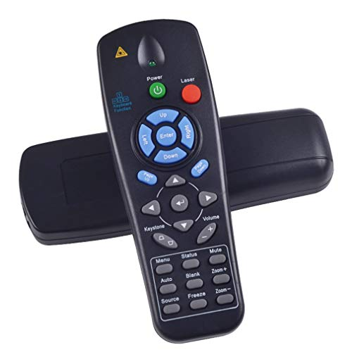 InTeching Projector Remote Control for Promethean EST-P1, UST-P1, PRM-25, PRM-32, PRM-33, PRM-35, PRM-42, PRM-45, PRM-45A
