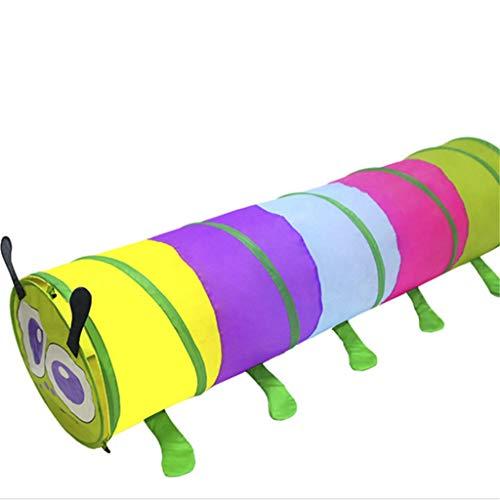 Z-w-Dong De Arrastre de la Carpa, Juegos al Aire Libre Carpa Infantil Tienda del Juego Zona de Juegos Infantil Interior / 46 * 150cm, 180cm 46 * // Forma Linda Tiendas de campaña (Size : 46 * 180CM)