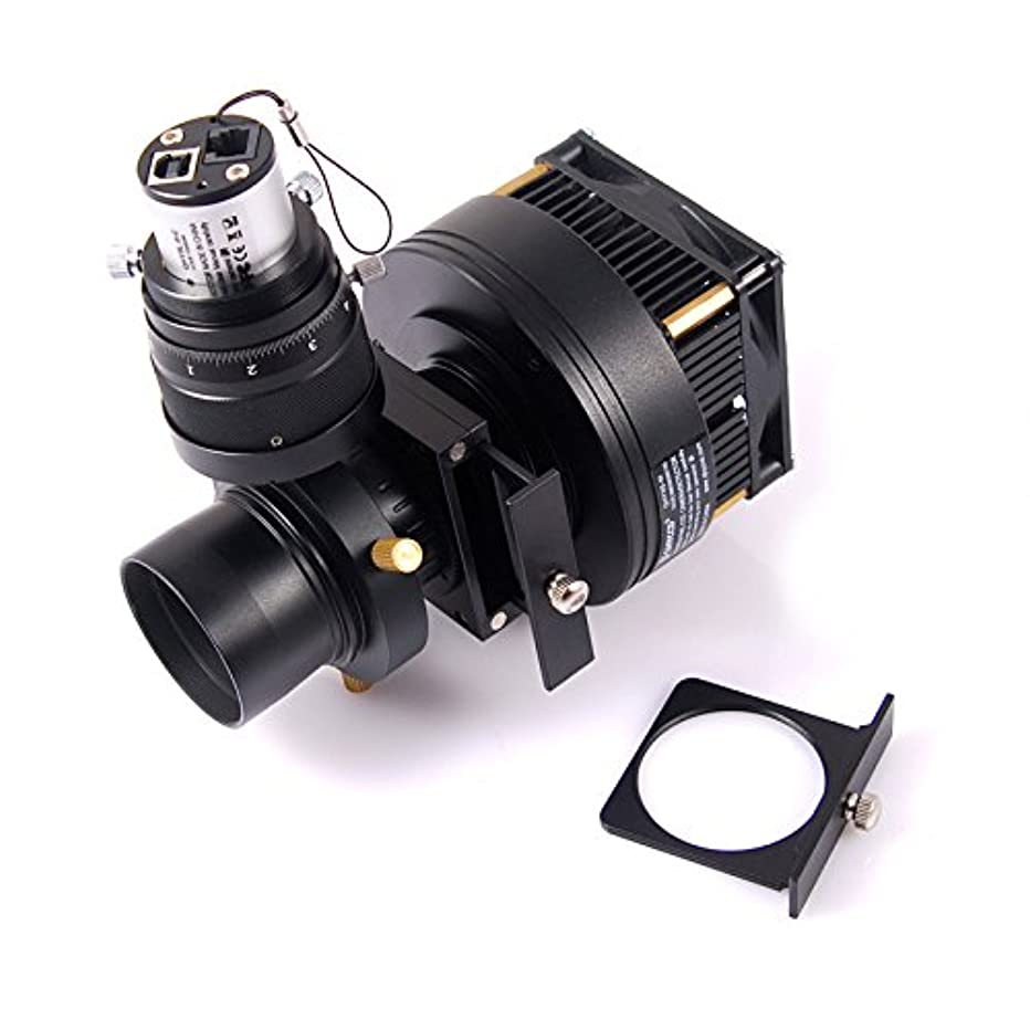 QHY 183 c + QHY5L - II - M + partial shaft guide star + filter drawer one frozen astronomical CCD camera kit