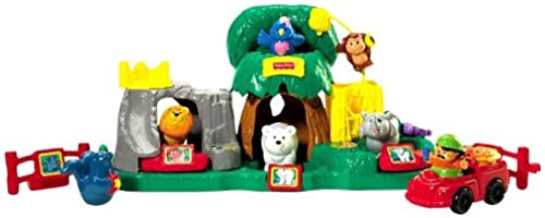 Fisher Price 77949 - Little People ierSpaß Zoo